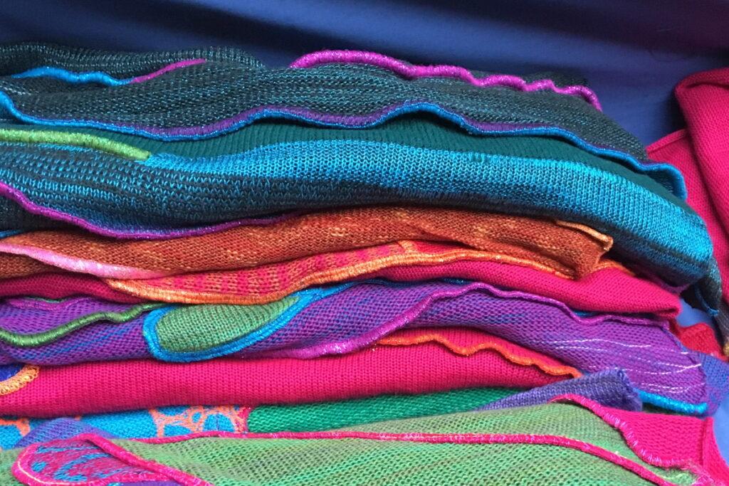Morski spekter barv