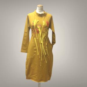 Obleka iz jerseya