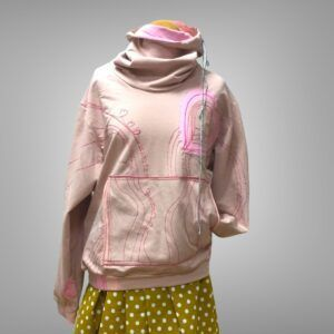 Modni hoodie